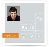 Periodic Table Graduation Announcements