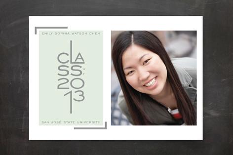 Class of 2013 Graduation Announcements