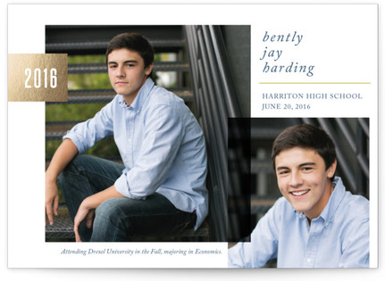 Honor Role Graduation Announcements