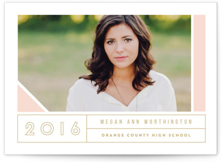 Most Liked Graduation Announcements