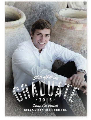 Congrats Graduate Graduation Announcements