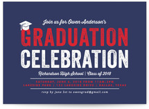 Graduation Celebration Graduation Announcements