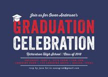 Graduation Celebration Graduation Announcements