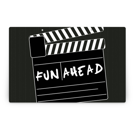 Movie Personalizable Party Greeting Signs