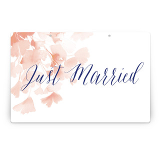 Ginkgo Personalizable Party Greeting Signs
