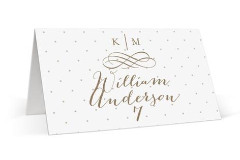 A Glamorous Affair Place Cards