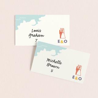 Destination Wedding Place Cards