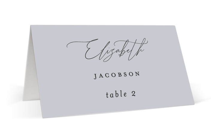 Bare Place Cards