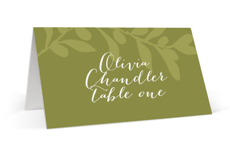Italiano Place Cards