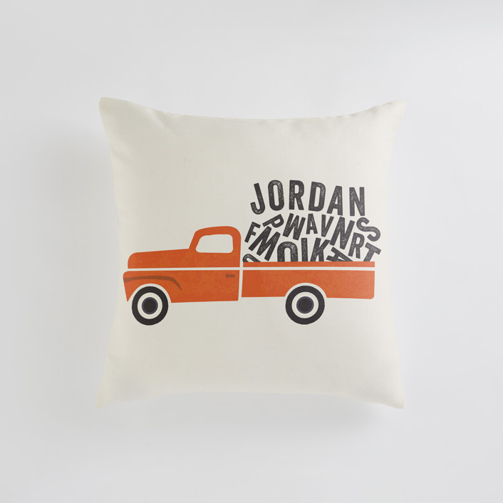 Heavy Load Personalizable Pillows