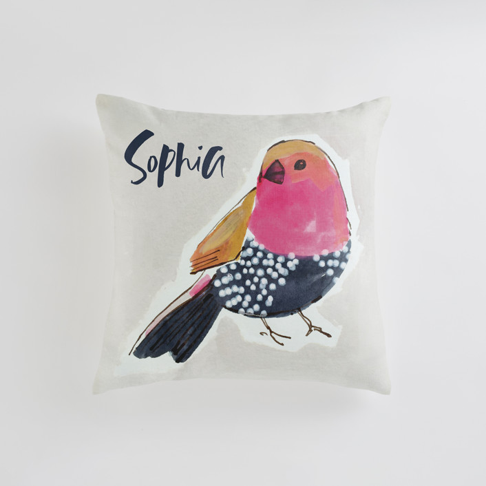 Stay 1 Personalizable Pillows