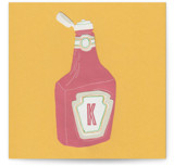 Ketchup by Elliot Stokes