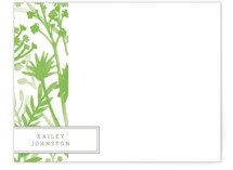 Wildflowers Personalized Stationery