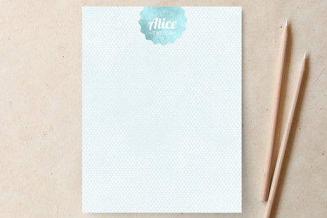 Billow Personalized Stationery