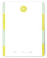Lemon Drop Personalized Stationery