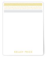 Washi Note Personalized Stationery