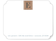 Letter Block
