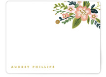 Audrey Personalized Stationery