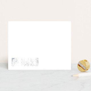 old stamps Personalized Stationery