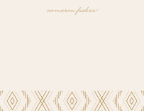 Diamante Personalized Stationery
