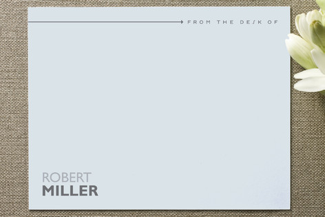 Gallant Personalized Stationery