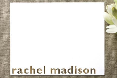 Rachel Madison Personalized Stationery