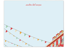 side street Personalized Stationery