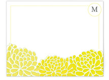sunny botanical by C Paperie