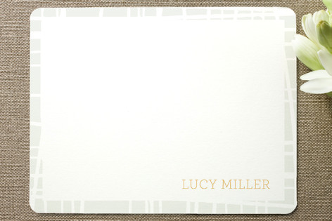 wish you were here Personalized Stationery