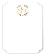 Glittered Monogram