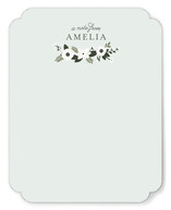 Classic Posy Personalized Stationery