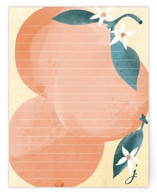 Orange and Blossom Note by Michele Norris