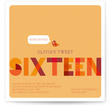Tweet Sixteen