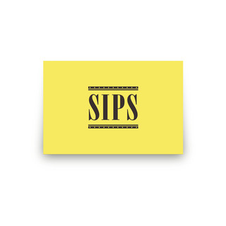 Big Top Personalizable Table Signs 2