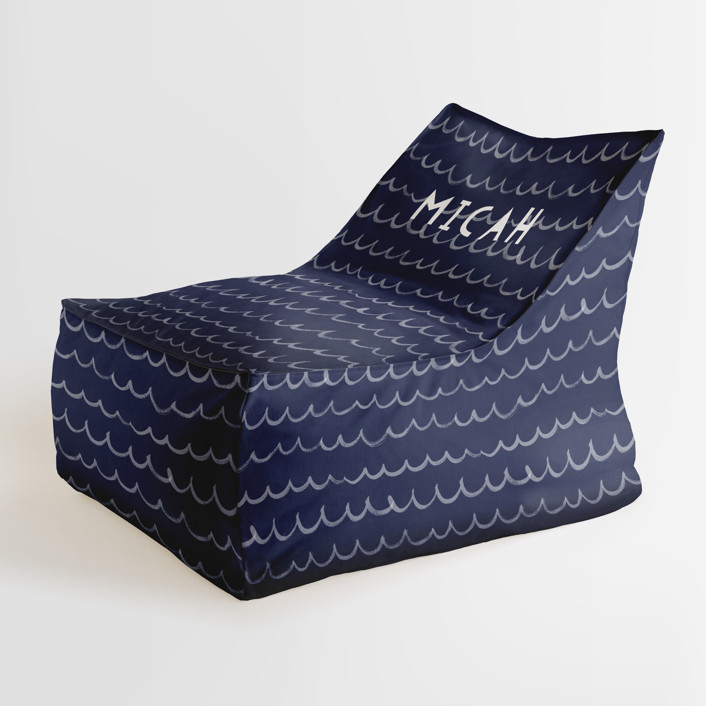 Surf's Up Personalizable Triangle Chairs