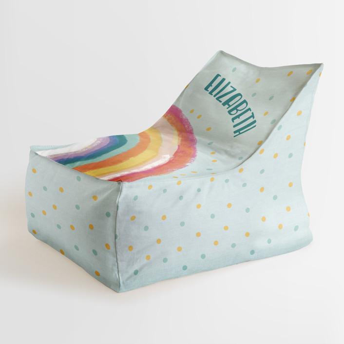 Ventura Rainbow l Personalizable Triangle Chairs