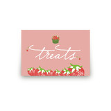 Strawberry Love Table Signs