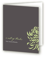 Bridal Blooms Bridal Shower Thank You Cards