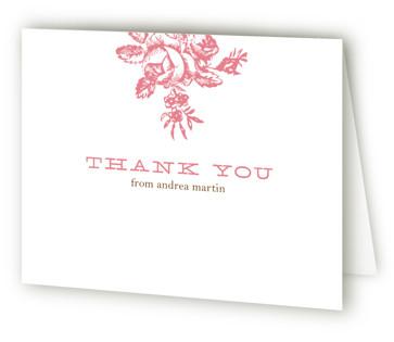 Haute Affair Bridal Shower Thank You Cards