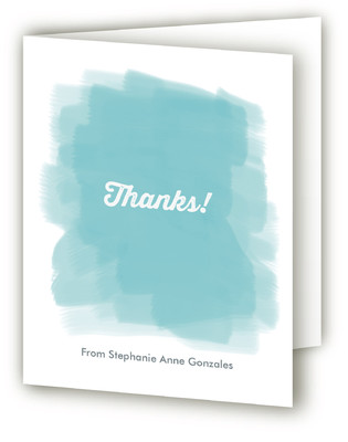 Handwritten Quinceaera Thank You Cards