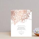Foil-Pressed Reception Cards