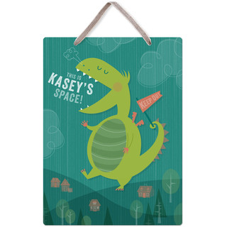 Dragon Breath Room Decor Signs
