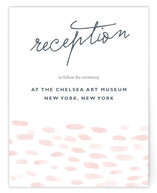 Color Us Happy Reception Cards
