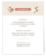 Sense and Sensibility Reception Cards