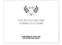 Picnic Basket Reception Cards