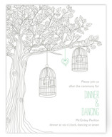 Love Let Loose Reception Cards