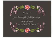 Wisteria Reception Cards
