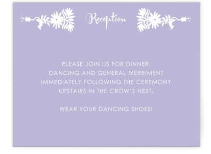 Otomi Reception Cards