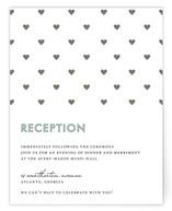 float + love lockdown Reception Cards