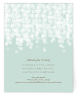 Under the Stars Reception Cards